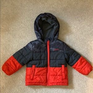 Oshkosh winter coat 2T